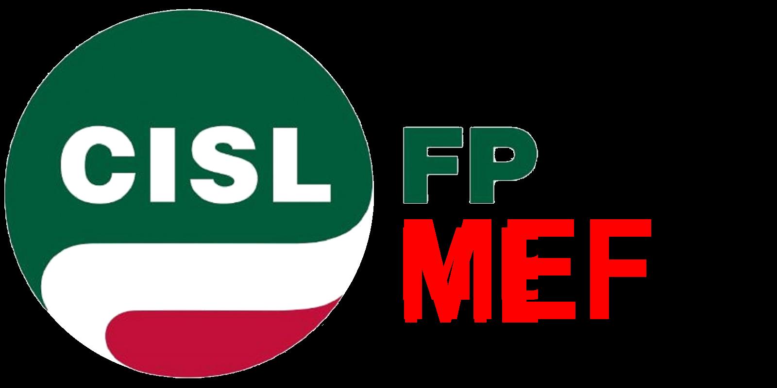 CISL FP MEF