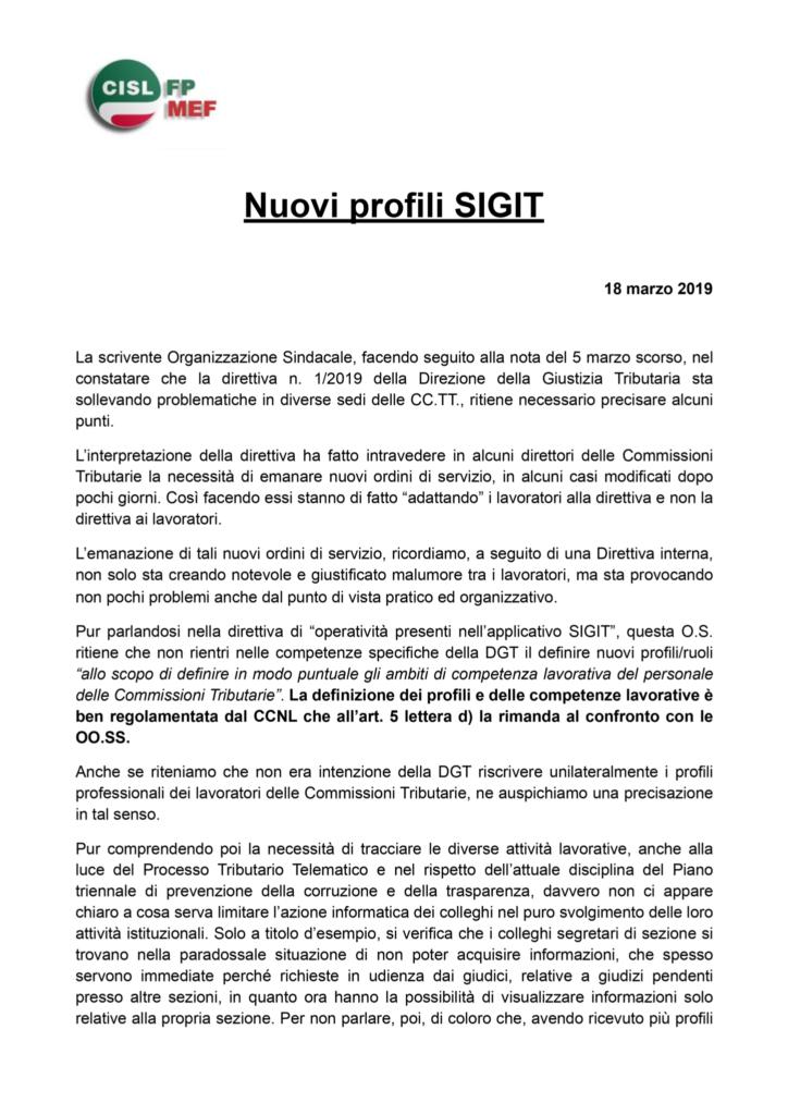 thumbnail of 13 comunicato – Nuovi profili SIGIT