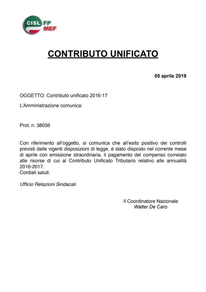thumbnail of 14 – comunicato contributo unificato