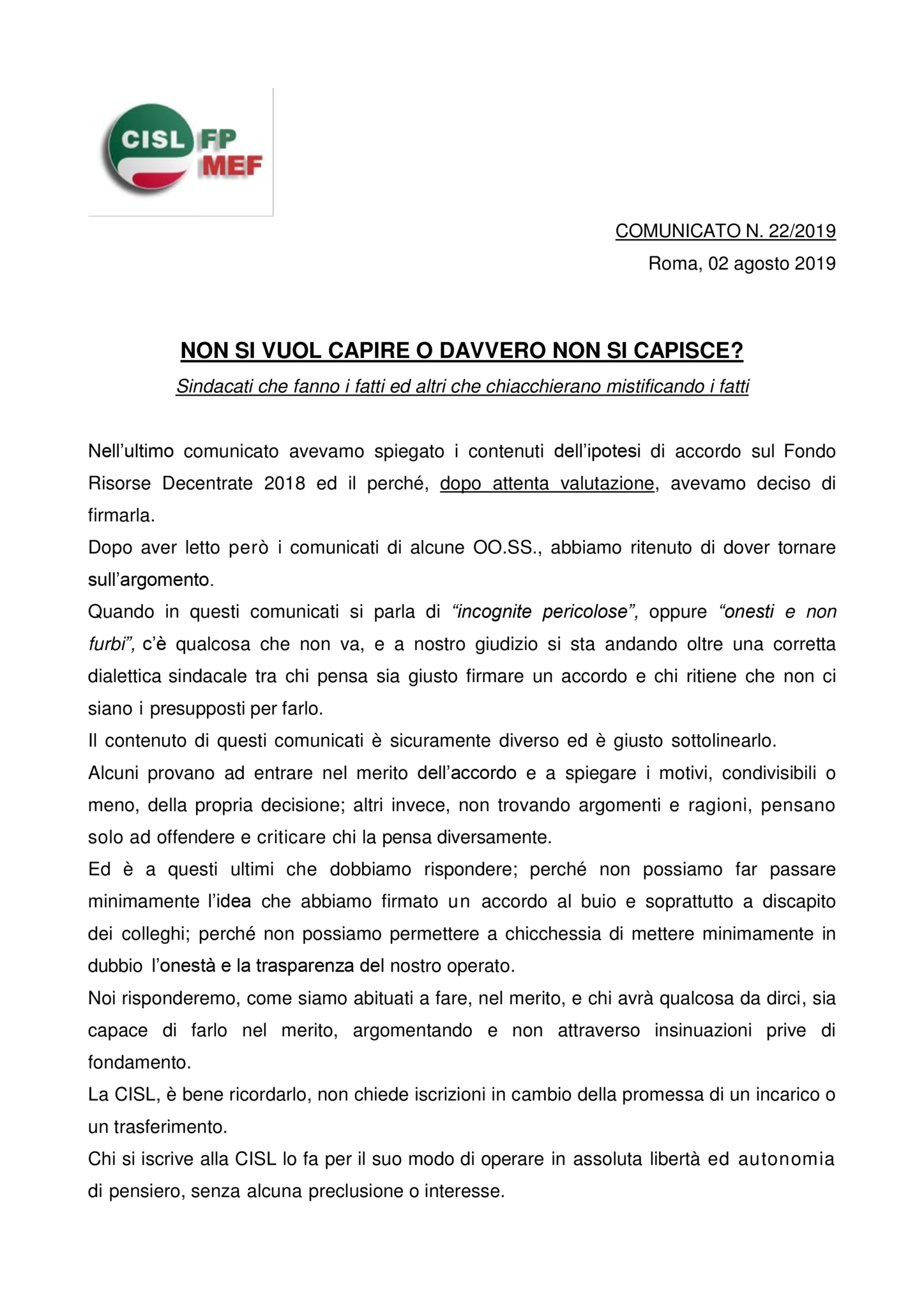 thumbnail of 22-COMUNICATO-NON-SI-VUOL-CAPIRE-O-DAVVERO-NON-SI-CAPISCE