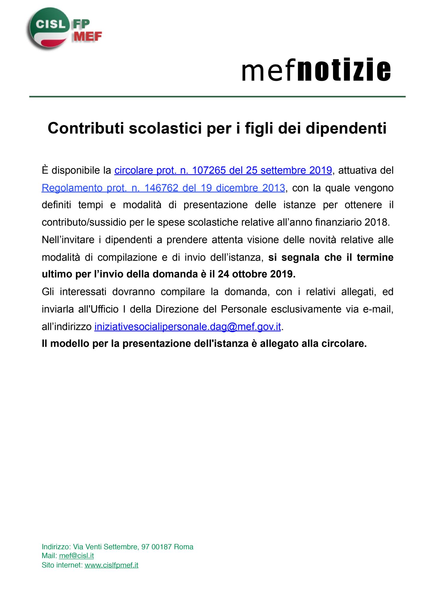 thumbnail of mef notizie – sussidi scolastici 2018