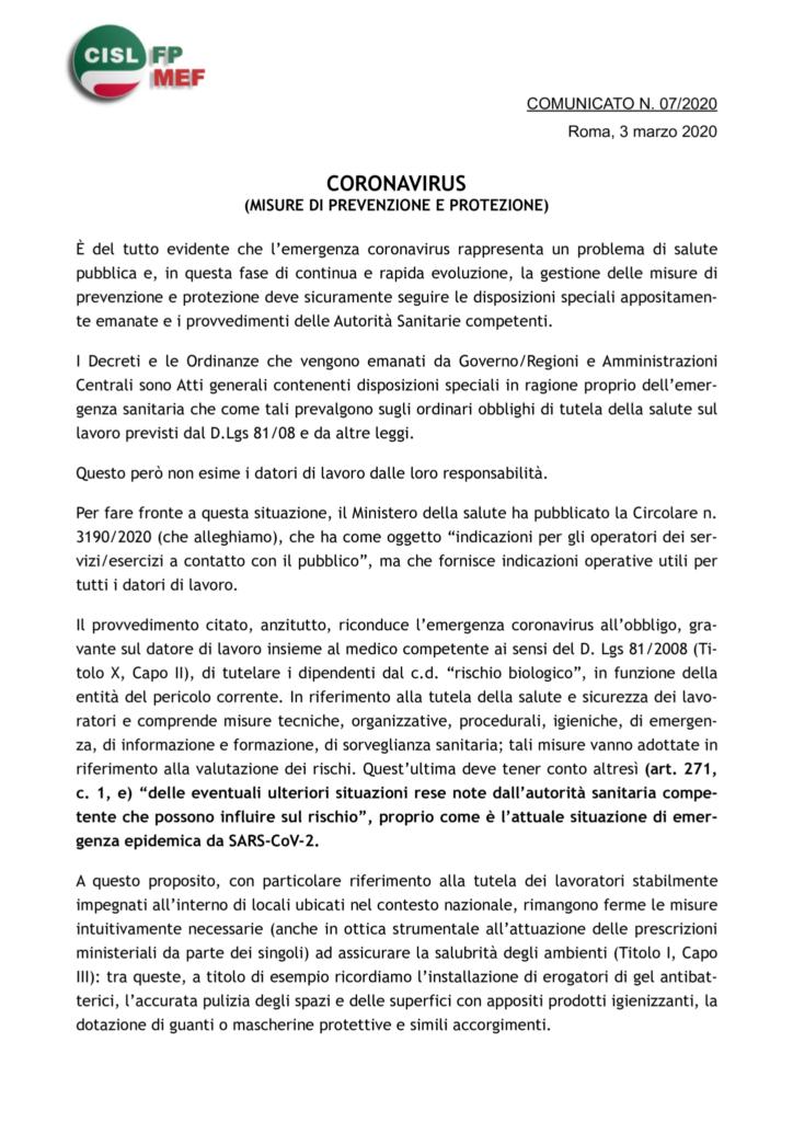 thumbnail of 7-20-COMUNICATO-CORONAVIRUS-E-MISURE-DI-PROTEZIONE-E-PREVENZIONE