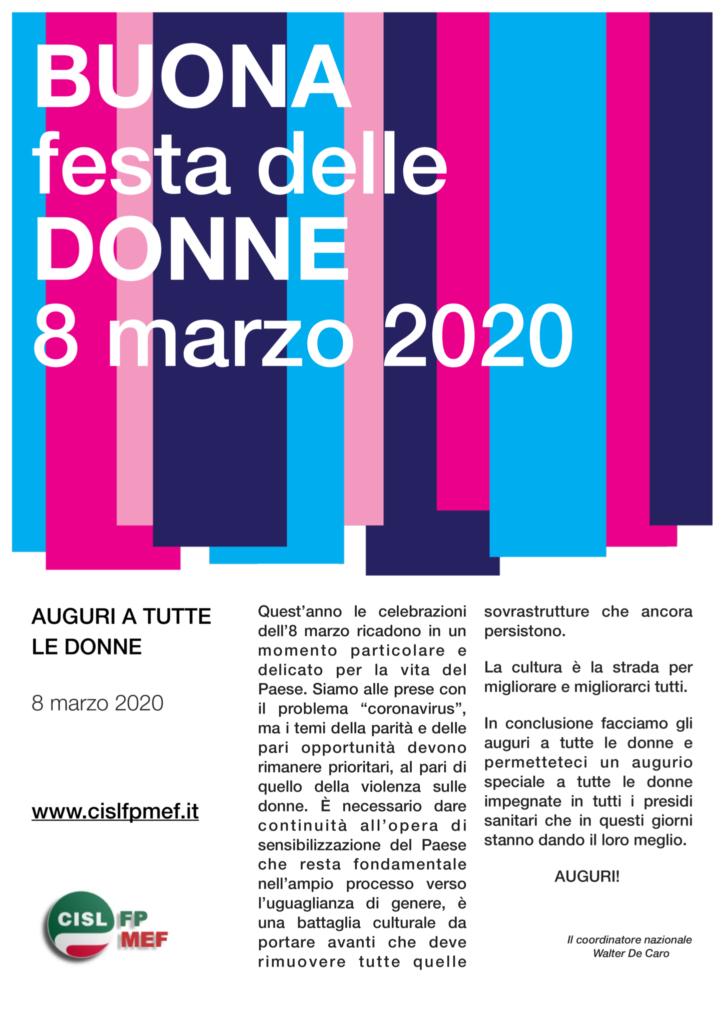 thumbnail of FESTA DELLE DONNE 2020