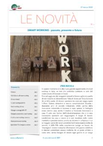 thumbnail of Le Novità – Smart Working