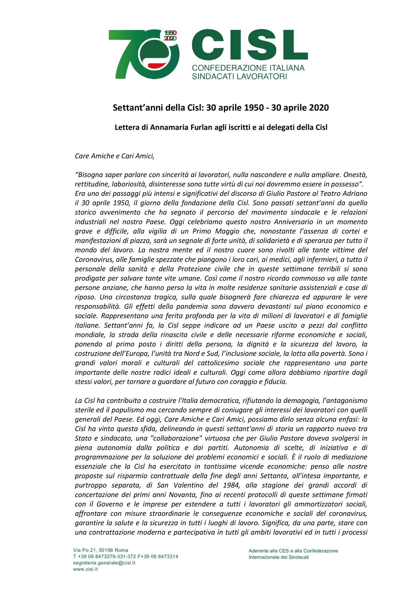thumbnail of Lettera-Annamaria-Furlan-70°-CISL