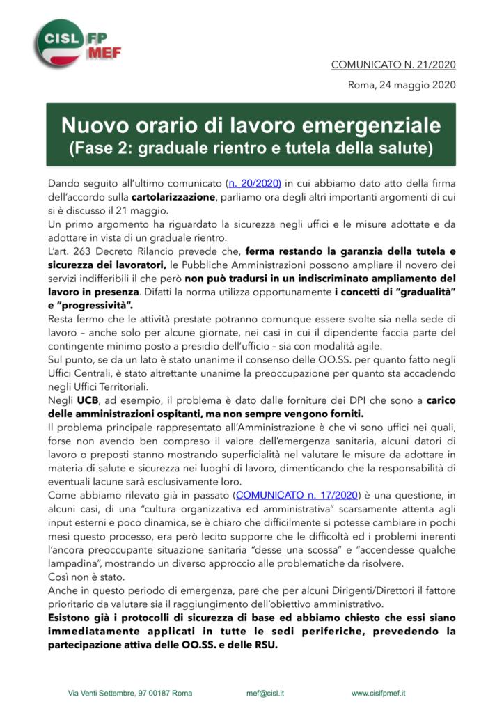 thumbnail of 21_20-COMUNICATO-Nuovo-orario-di-lavoro-emergenziale