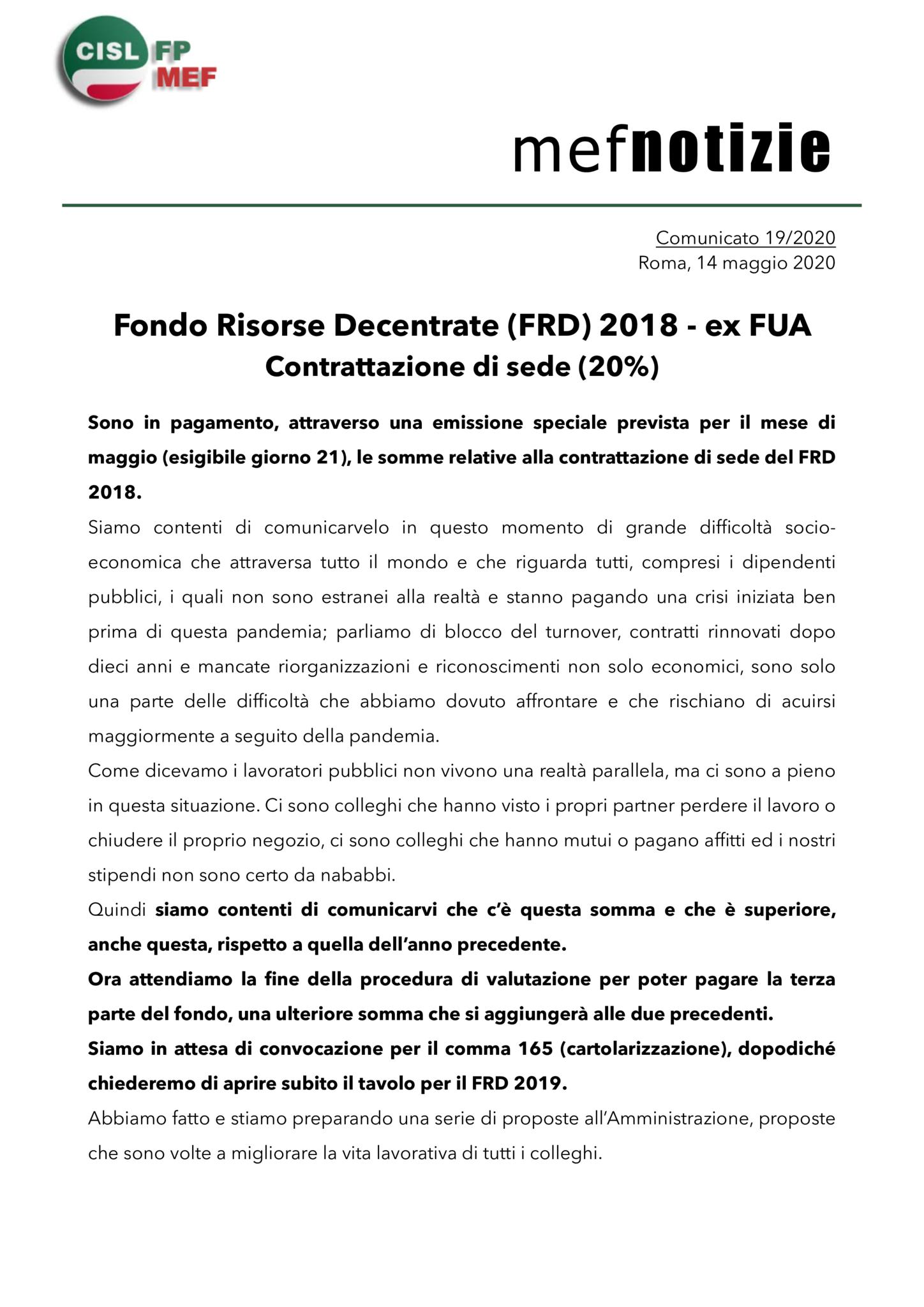 thumbnail of mef-notizie-FRD-2018-20-ex-FUA