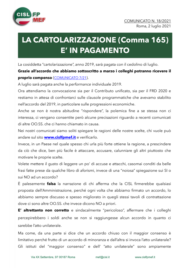 thumbnail of 1821_COMUNICATO_LA_CARTOLARIZZAZIONE_COMMA_165_E_IN_PAGAMENTO